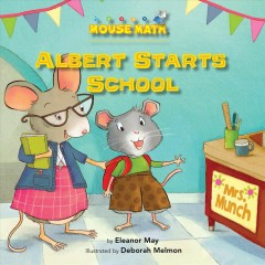 Albert starts school cover image