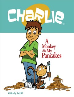 A monkey ate my pancakes cover image