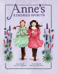Anne's kindred spirits cover image