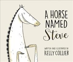 A horse named Steve cover image