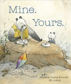 Mine. yours. cover image