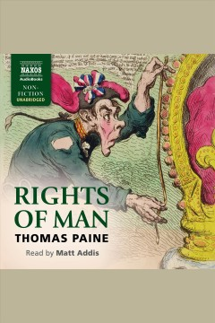 Rights of man ; : and, Common sense cover image