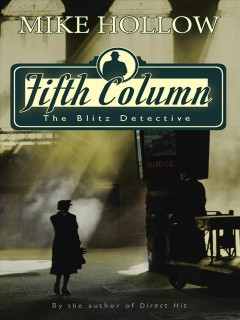 Fifth column : the Blitz detective cover image