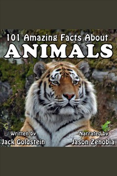 101 amazing facts about animals cover image