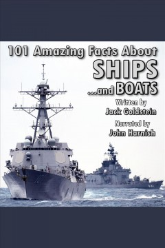 101 amazing facts about ships and boats cover image