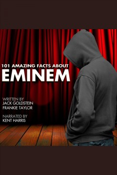 101 amazing facts about eminem cover image