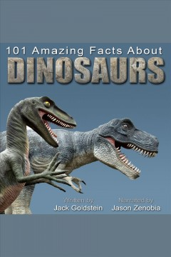 101 amazing facts about dinosaurs cover image
