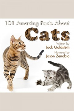 101 amazing facts about cats cover image