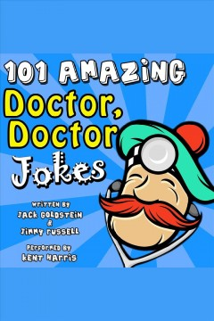 101 amazing doctor doctor jokes cover image