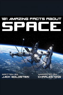 101 amazing facts about space cover image