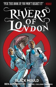 Rivers of London. Black mould cover image
