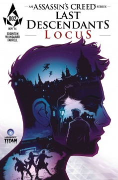 Last descendants. Issue 2, Locus cover image