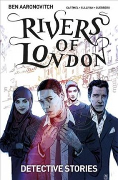 Rivers of London. Detective stories cover image