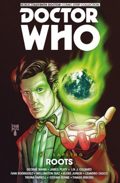 Doctor Who : the Eleventh Doctor. Issue 3.5-3.8, The Sapling cover image