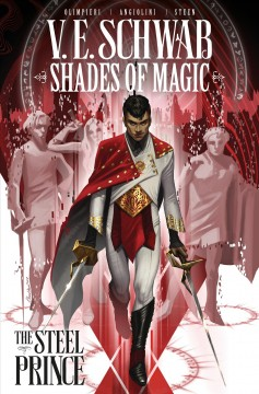 Shades of magic, [1] ; The steel prince cover image