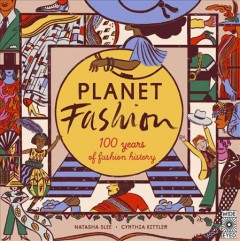 Planet fashion cover image