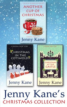 Jenny Kane's Christmas collection cover image