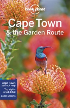 Lonely Planet. Cape Town & the Garden Route cover image