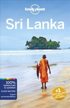 Lonely Planet. Sri Lanka cover image