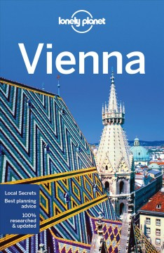 Lonely Planet. Vienna cover image