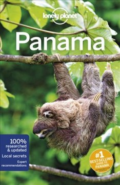 Lonely Planet. Panama cover image