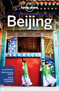 Lonely Planet. Beijing cover image