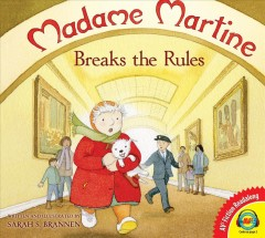 Madame Martine breaks the rules cover image