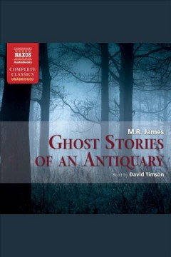 Ghost stories of an antiquary cover image