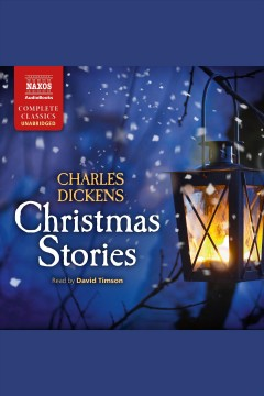 Christmas stories cover image