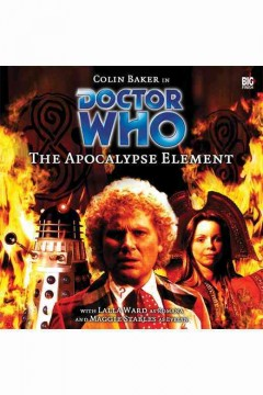 Doctor Who. The apocalypse element cover image