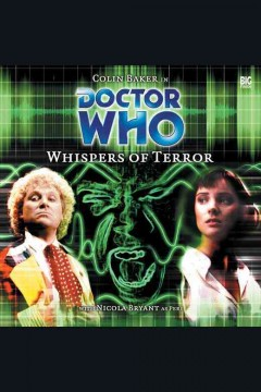 Doctor Who. Whispers of terror cover image