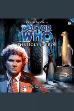 Doctor Who. The holy terror cover image