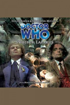 Doctor Who. Project Lazarus cover image