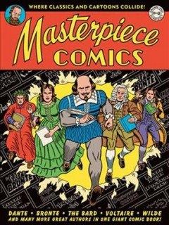 Masterpiece comics cover image