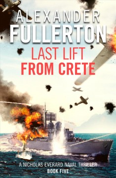 Last lift from Crete cover image