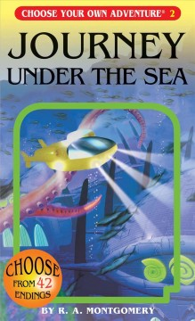 Journey under the sea cover image