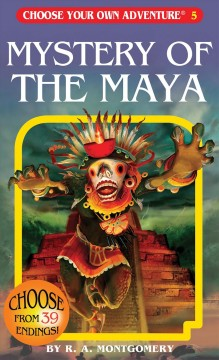 Mystery of the Maya cover image