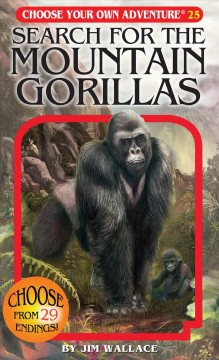 Search for the mountain gorillas cover image