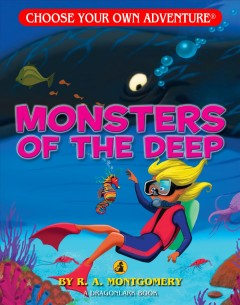Monsters of the deep cover image