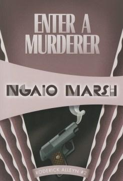 Enter a murderer cover image