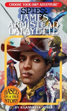 Spies : James Armistead Lafayette cover image