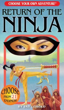 Return of the ninja cover image