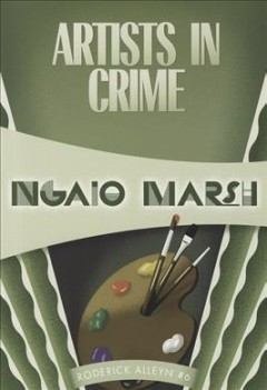 Artists in crime cover image