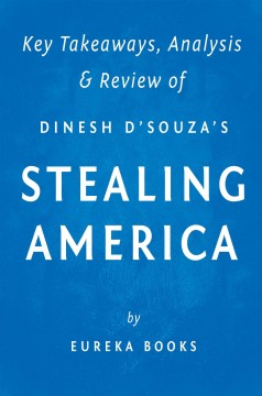 Stealing America: what my experience with criminal gangs taught me about Obama, Hillary, and the Democratic Party cover image