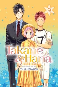 Takane & Hana. 9 cover image