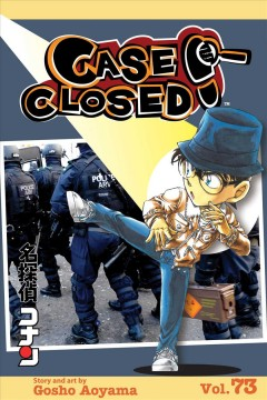 Case closed. 73 cover image