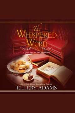 The whispered word cover image