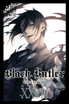 Black butler. 28 cover image