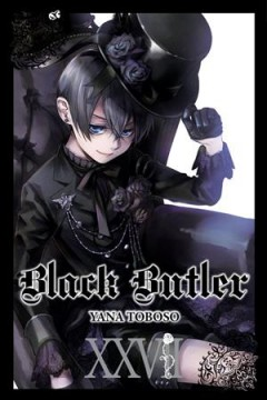 Black butler. 27 cover image