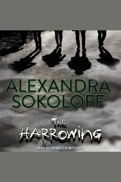 The harrowing cover image